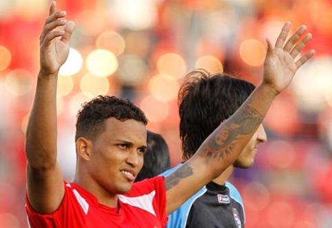 Panamoje nušautas nacionalinės rinktinės futbolininkas