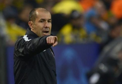 L. Jardimas: komanda negalėjo susikoncentruoti
