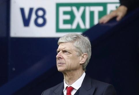 """A.Wengerą išsaugosiantis """"Arsenal"""" ruošiasi permainoms"""