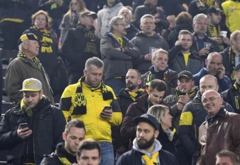 """#bedforawayfans - """"Borussia"""" sirgaliai atvėrė namų duris """"Monaco"""" aistruoliams"""