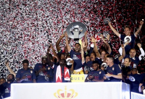 """Ligue 1"" finišas: Europos lygoje žais ""Lyon"" ir ""Marseille"", iškrito ""Bastia"" bei ""Nancy"" (VIDEO)"