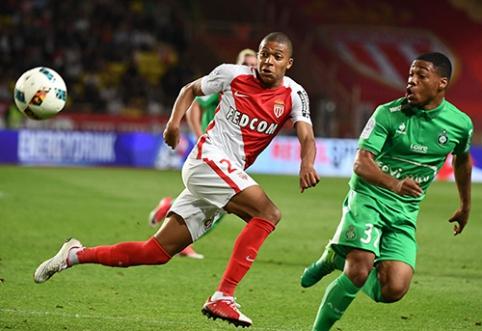 """""""Ligue 1"""" sezono rinktinėje dominuoja """"Monaco"""" žaidėjai"""