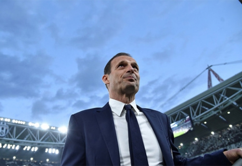 "M.Allegri: ""Turime gerus šansus triumfuoti finale"" (L.Jardimo komentaras)"