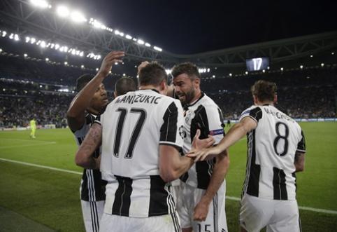 """Dar kartą """"Monaco"""" įveikęs """"Juventus"""" - Čempionų lygos finale (VIDEO, FOTO)"""