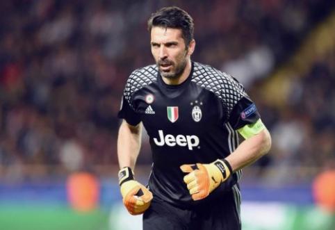 L. Jardimas: rungtynių likimą išsprendė Buffonas