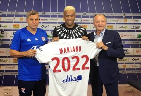 """Oficialu: """"Real"""" savo auklėtinį M. Diazą pardavė """"Lyon"""" klubui"""