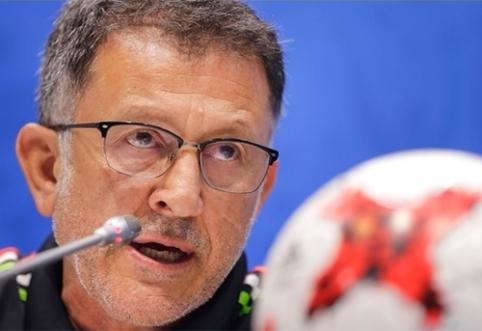 Apie širdies chirurgus prakalbęs J.Osorio: vokiečiai - jauni, bet jau patyrę