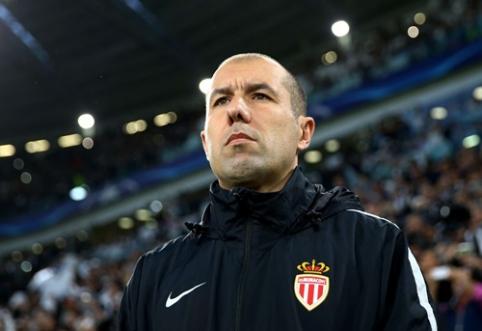 """L. Jardimo kinų milijonai nesugundė: strategas dar trims sezonams lieka """"Monaco"""" klube"""