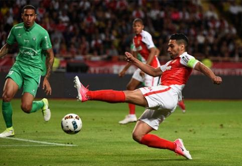 "Oficialu: ""Monaco"" pratęsė sutartį su R.Falcao"