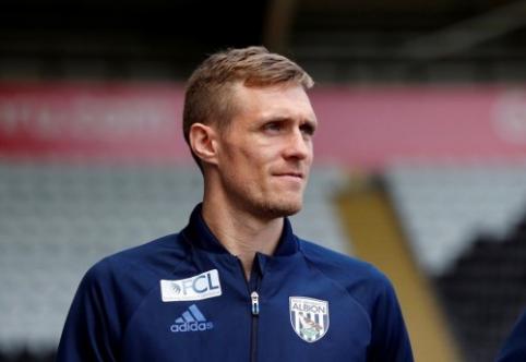 """Oficialu: D. Fletcheris keliasi į """"Stoke City"""""""