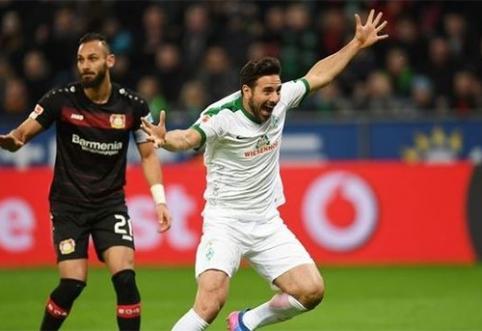 """""""Werder"""" atsisveikino su ekipos rekordininku"""