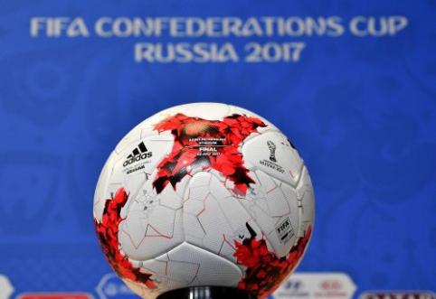 Paskutiniosios FIFA Konfederacijų taurės dienos apžvalga