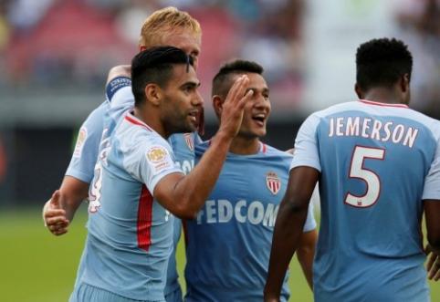 """""""Monaco"""" pergalė prieš """"Metz"""" tapo rekordine"""