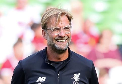 """J.Kloppas nesupranta, kodėl kai kurie žaidėjai nori palikti """"Liverpool"""""""