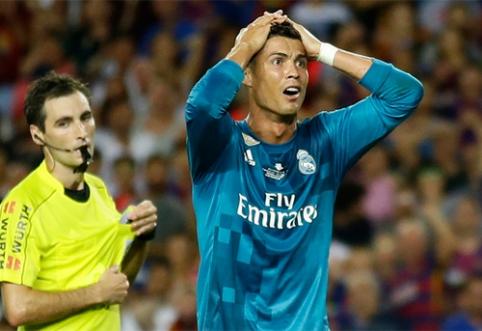 POP: burtininkas tikina, kad C.Ronaldo nužiūrėjo blogio akis