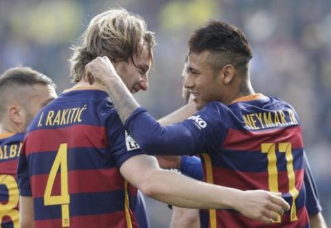 I. Rakitičius: parduoti Neymarą buvo prastas sprendimas