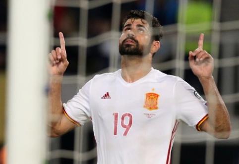"""Ispanijos spauda: """"Atletico"""" pateiks galutinį pasiūlymą už D. Costą"""