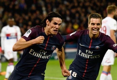 """M. Balotelli atvedė """"Nice"""" į antrąją pergalę iš eilės, PSG palaužė """"Lyon"""" (VIDEO)"""