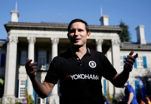 "F. Lampardas: ""Chelsea"" reikia dar vieno snaiperio"