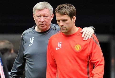 """M. Owenas: """"Man Utd"""" klube atsidūriau tik K. Benzema dėka"""