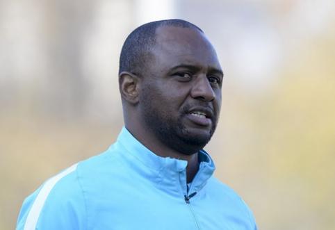 """P. Vieira: """"Arsenal"""" neturi subūrusi geros komandos"""