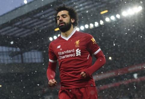 """Prastos žinios """"Liverpool"""" – M. Salah praleis ateinančio sezono pradžią"""
