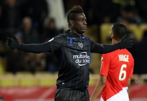 """Spauda: M. Balotelli vasarą persikels į """"Juventus"""""""