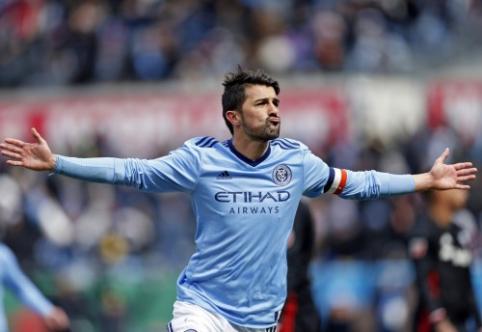 D. Villa neslepia ambicijų vykti į pasaulio čempionatą