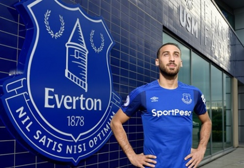 """Oficialu: """"Everton"""" už 27 mln. eurų įsigijo Turkijos rinktinės puolėją"""