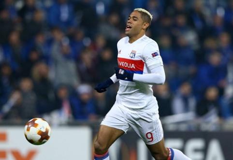 """""""Lyon"""" klube blizgantis M. Diazas: """"Sugrįžimas į """"Real""""? Kodėl ne"""""""