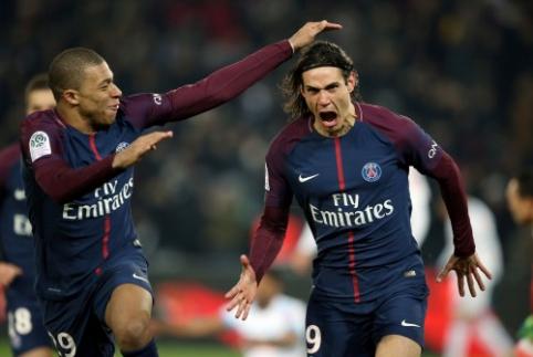 """Prancūzijoje - """"Lyon"""" lygiosios ir be Neymaro likusio PSG pergalė prieš """"Marseille"""" (VIDEO)"""