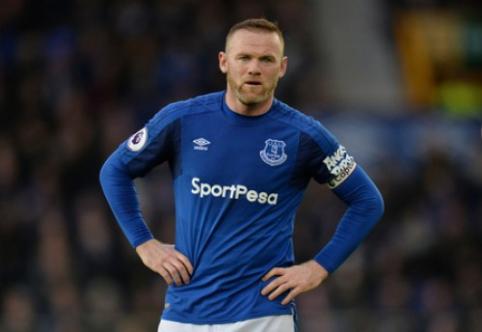 """W. Rooney paaiškino, kodėl pasirinko """"Everton"""", o ne JAV"""