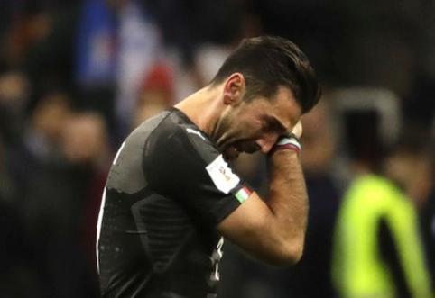 G. Buffonas: aš dažnai verkiu