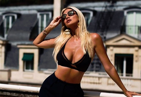 POP: seksualioji pasaulio čempionato ambasadorė V.Lopyreva (FOTO)