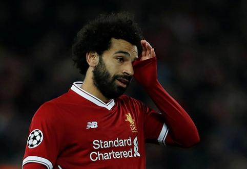 POP: M.Salah sulaukė netikėto raginimo nusiskusti barzdą (FOTO)