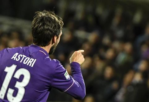"""Sukrečianti žinia: miegodamas mirė """"Fiorentina"""" kapitonas D. Astori"""