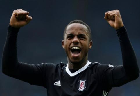 """""""Barcos"""" akiratyje - 17-metis """"Fulham"""" talentas"""