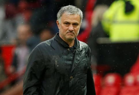 J. Mourinho: nusipelnėme būti nubausti