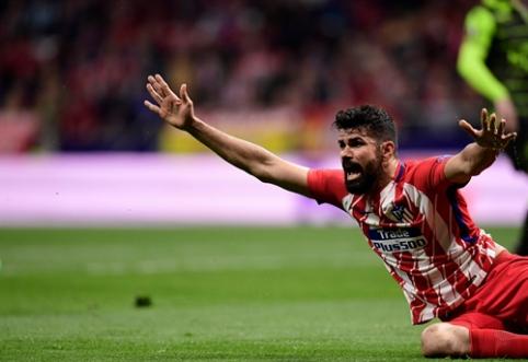 D. Simeone: D. Costa yra tikras žvėris