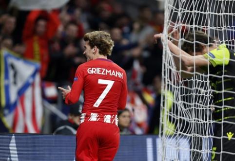 """Juventus"" akiratyje atsidūrė ne tik A.Griezmannas"