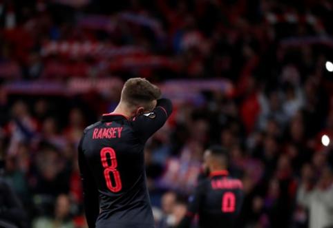 """Ant A. Ramsey stalo: pasiūlymas pasirašyti naują ilgalaikę sutartį su """"Arsenal"""""""