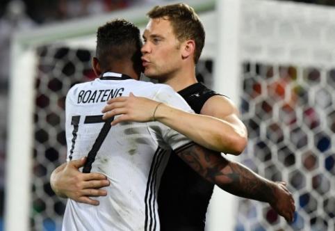 M. Hummelsas: PČ galime susitvarkyti ir be Neuerio su Boatengu