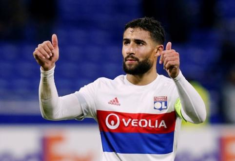 """RMC: """"Liverpool"""" pasiekė susitarimą dėl 70 mln. eurų įvertinto N. Fekiro"""