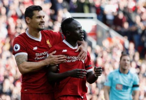 """""""Liverpool"""" pergalės ČL atveju itin pasipelnytų """"Southampton"""" klubas"""