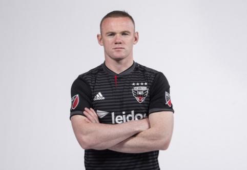 W. Rooney karjerą tęs JAV