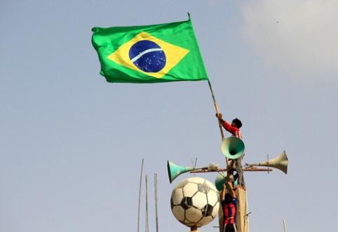 Grįžkime į Brazilija: visi praėjusio pasaulio čempionato įvarčiai (VIDEO)