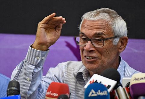 Egipto treneris: gal S.Ramosas yra gydytojas?
