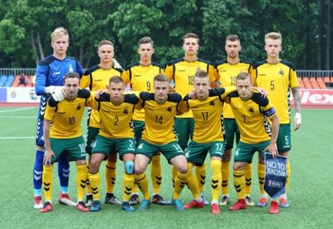 Lietuvos jaunimo rinktinė laimėjo Baltijos taurę