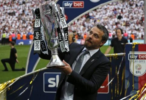 """""""Chelsea"""" bandys susitarti su """"Fulham"""" treneriu"""