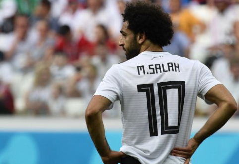 M. Salah išreiškė palaikymą L. Kariusui